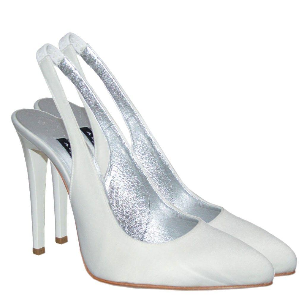 scarpa Chanel per sposa