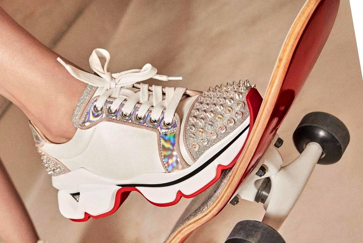sneaker da sposa