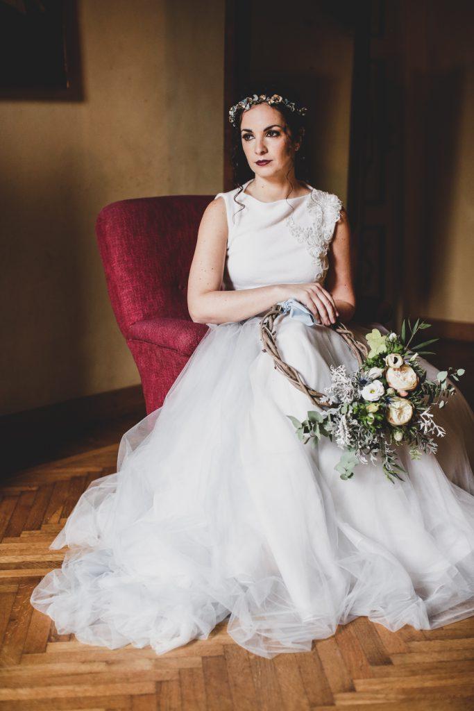 sposarsi in inverno: l'abito nuziale