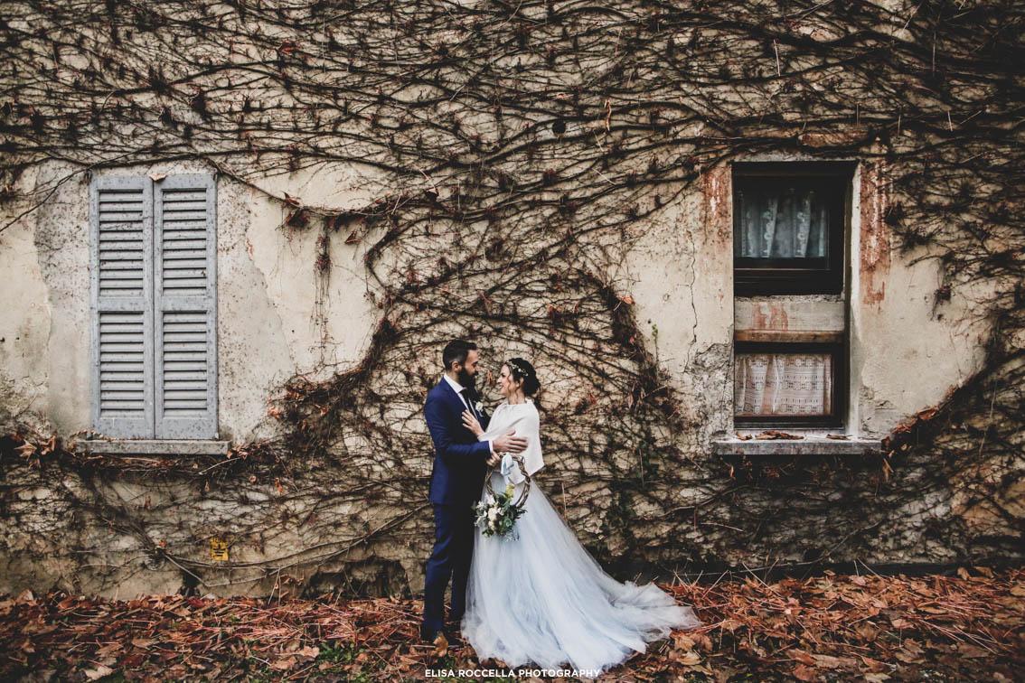 matrimonio in inverno sposi