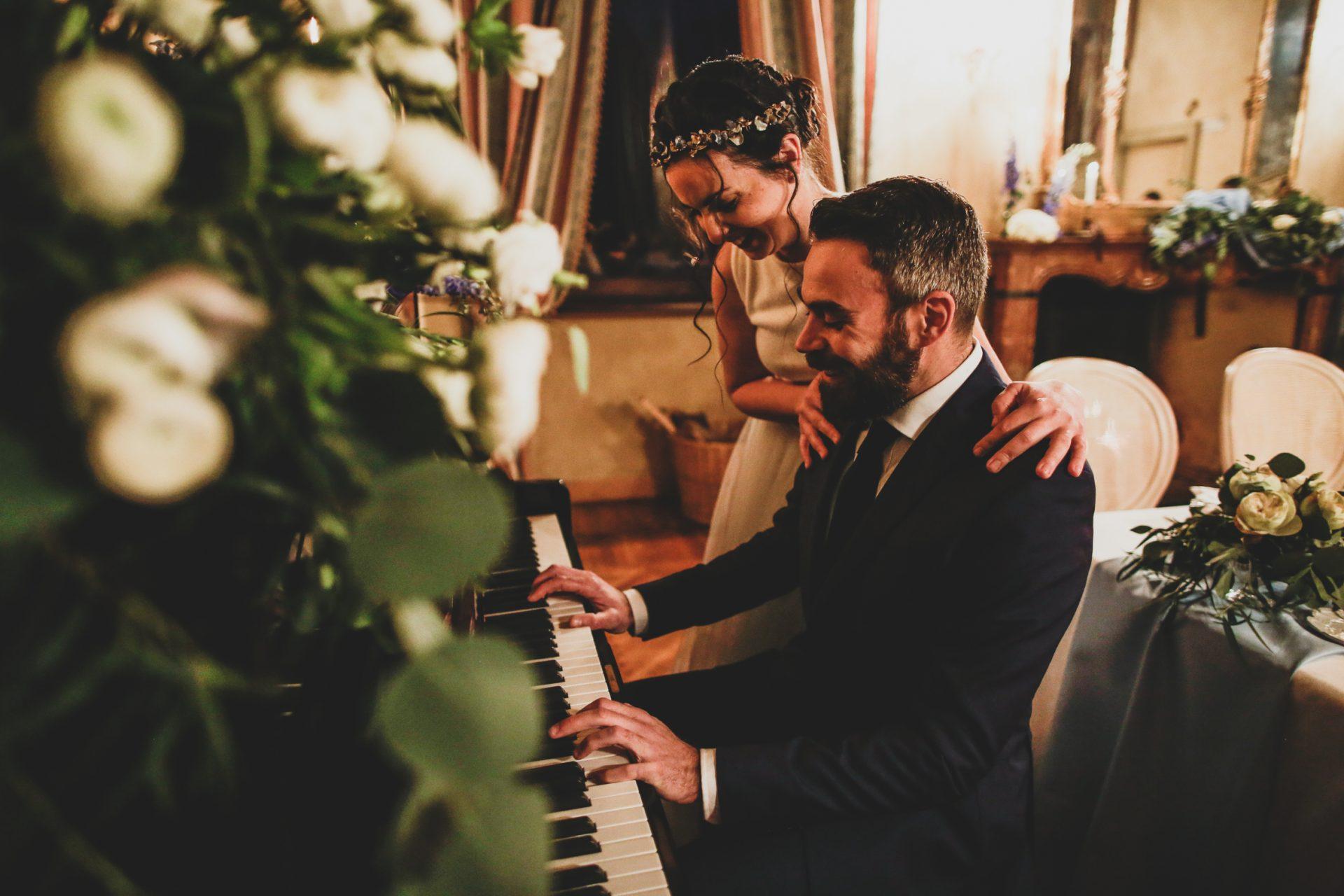 musica matrimonio in inverno