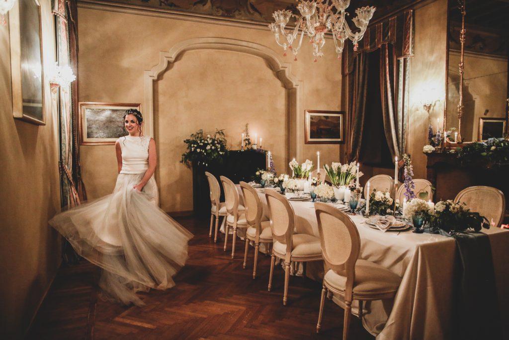 sposa d'inverno ballo