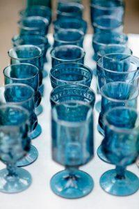 bicchieri classic blue