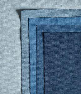 tessuti in palette classic blue