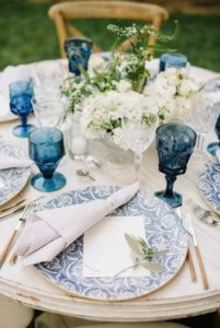ARBESCHE CALSSIC BLUE