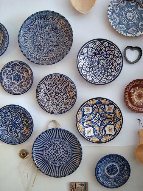 piatti marrocan
