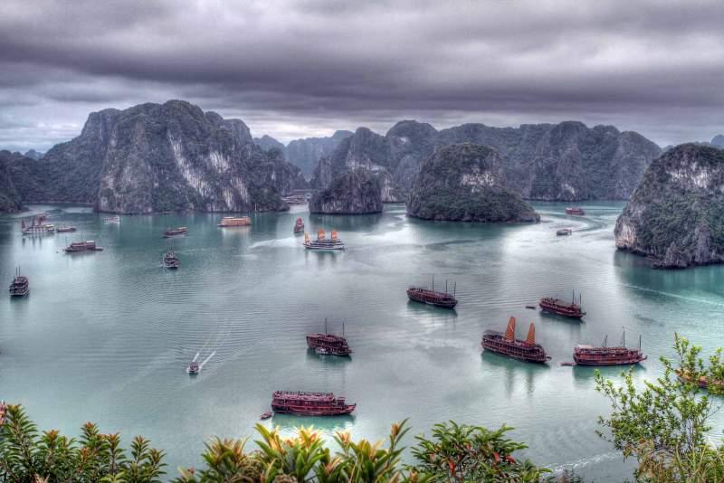 Vietnam viaggio di nozze