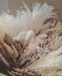 fiori secchi per matrimnio