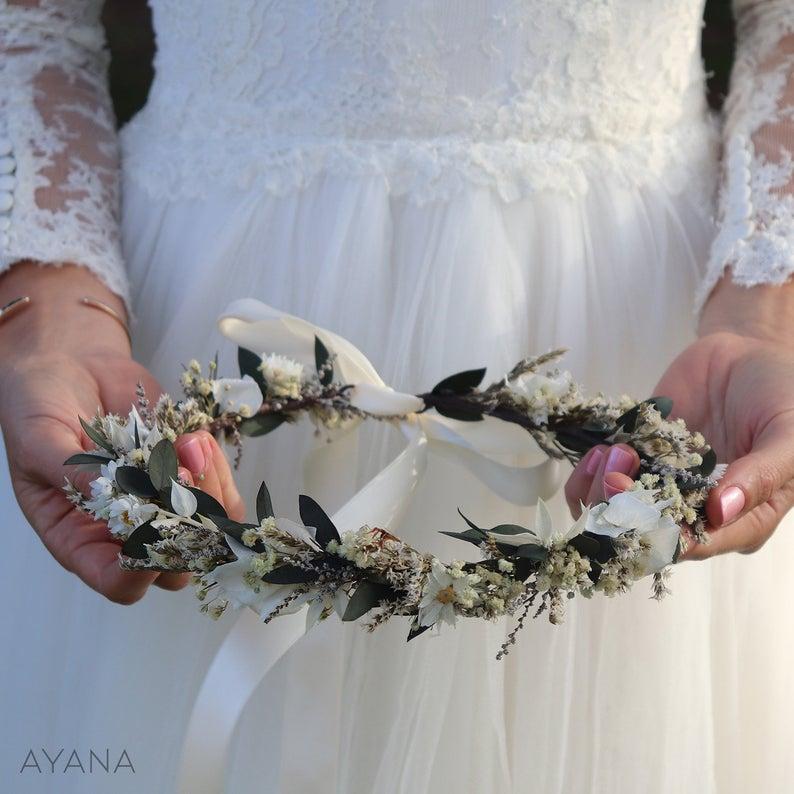 AyanaFloraDesiger cornici a damigella e sposa