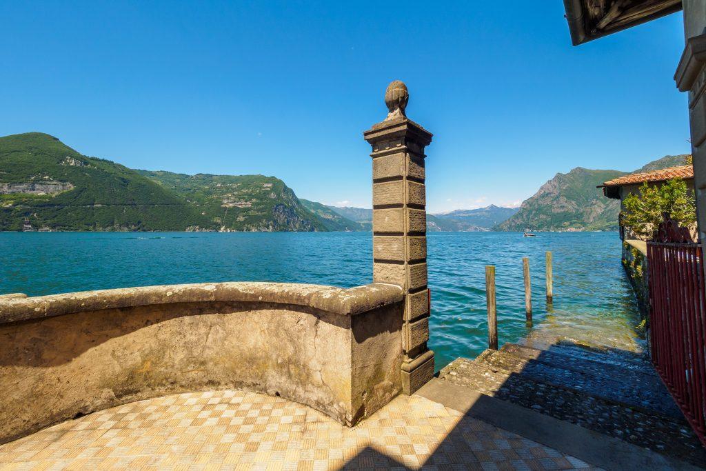 Location per matrimonio in Lombardia Villa Beatitudo Monte Isola Lago d'Iseo