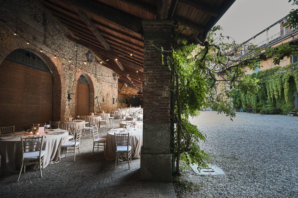 Location in Lombardia per matrimonio Villa Castelbarco Pindemonte Rezzonico
