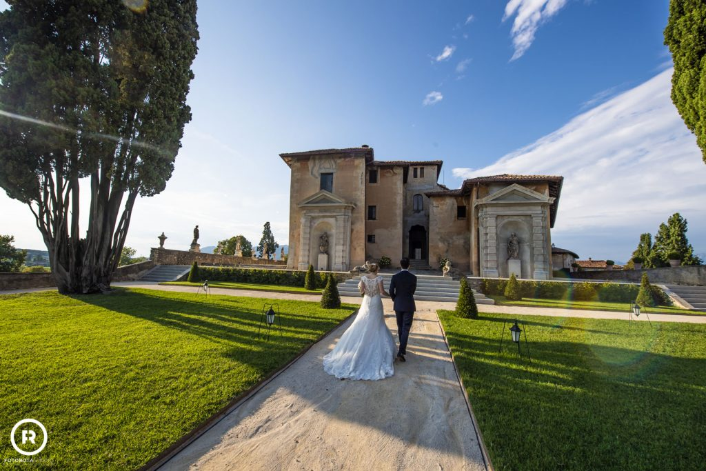location per matrimonio in Lombardia Brianza castello Durini